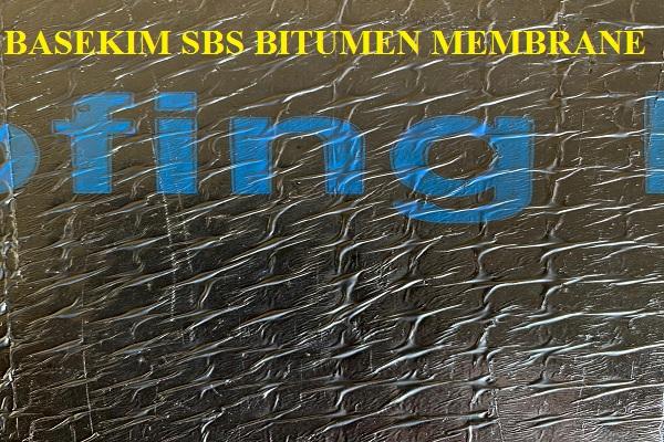 SBS bitümlü membran